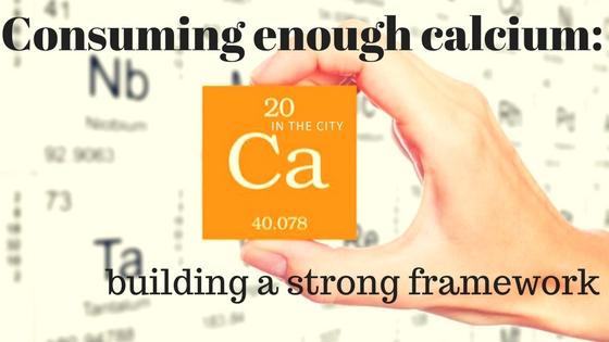Consuming enough calcium: building a strong framework